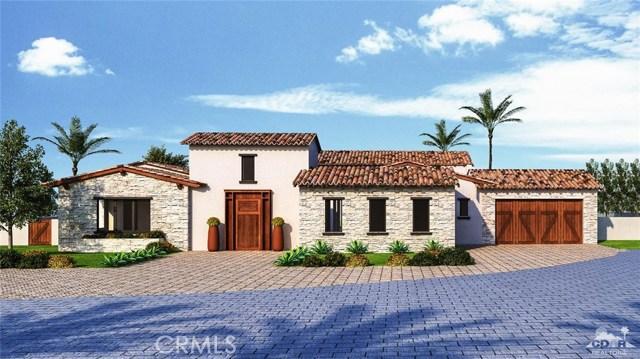 3 Via Perugia Rancho Mirage, CA 92270 - MLS #: 218001634DA