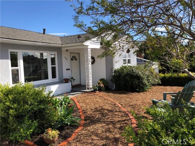1425  Sydney Street, San Luis Obispo, California