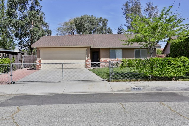 Detail Gallery Image 1 of 1 For 15332 El Molino St, Fontana, CA, 92335 - 3 Beds | 2 Baths