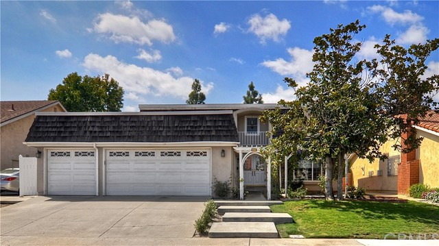 16221 Mount Baden Powell Street Fountain Valley, CA 92708 is listed for sale as MLS Listing OC17205190