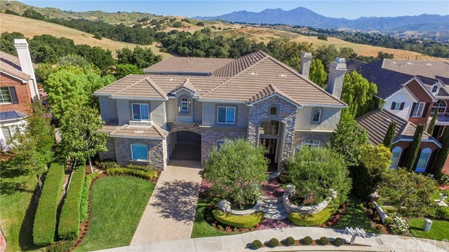 Single Family Home for Sale at 17 Flagstone Coto De Caza, California 92679 United States