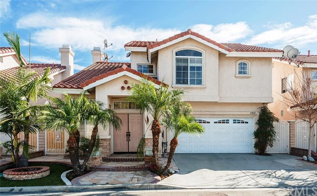 Single Family Home for Sale at 13822 Summerwood St Garden Grove, California 92844 United States