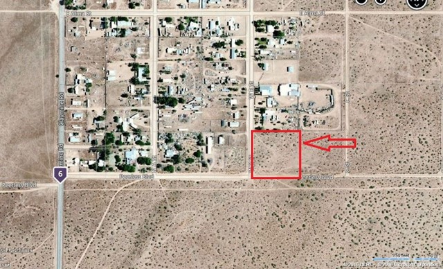 """Single Family for Sale at 0 W. """"B"""" Street North Edwards, California 93523 United States"""