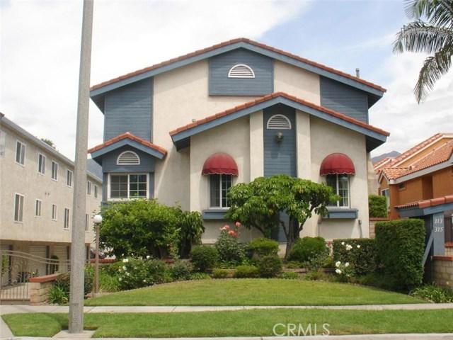 311 California Street D, Arcadia, CA 91006
