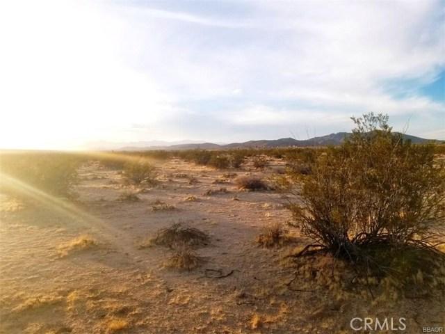 Mojave Ranch Road