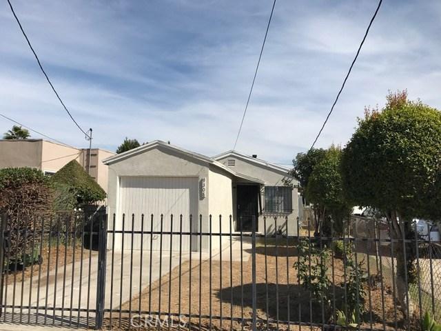 9308 Hickory Street, Los Angeles, California 90002