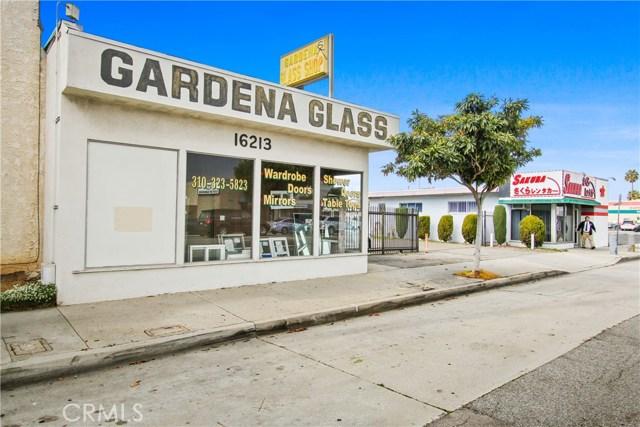 16213 Western, Gardena, California 90247, ,Business,For Sale,Western,SB21042063