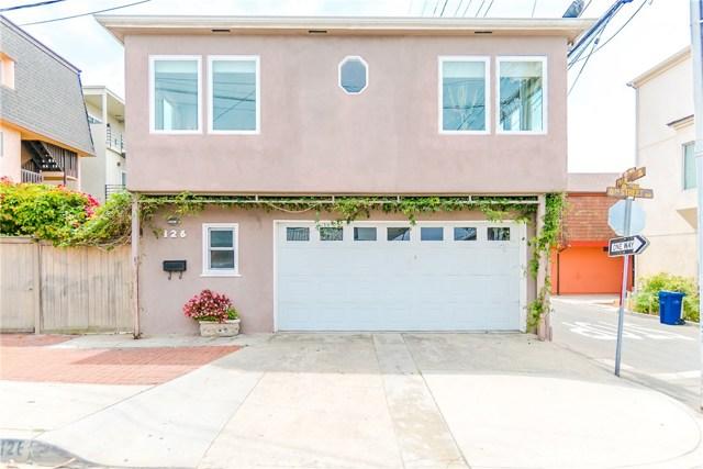126 8th Street  Hermosa Beach CA 90254