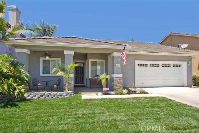6021 Applecross Drive Riverside, CA 92507 - MLS #: IV17138846