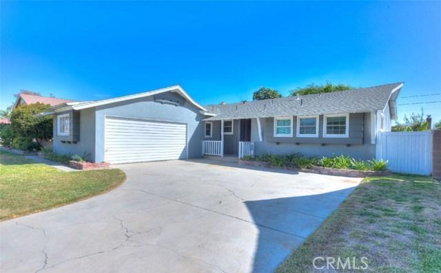 Single Family Home for Sale at 7188 Santa Cruz Circle Buena Park, California 90620 United States