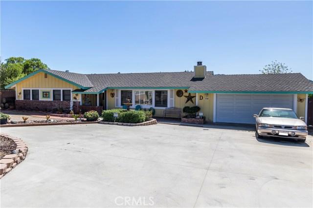 12400  El Camino Real, Atascadero in San Luis Obispo County, CA 93422 Home for Sale