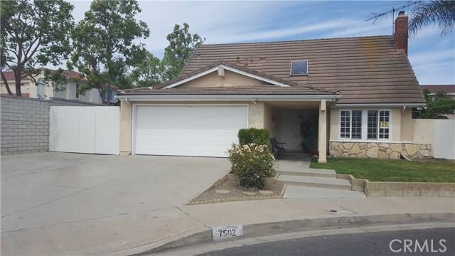 Single Family Home for Sale at 7502 Black Star Lane La Palma, California 90623 United States