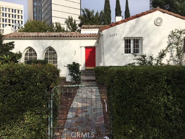6435 San Vicente Boulevard, Los Angeles CA 90048