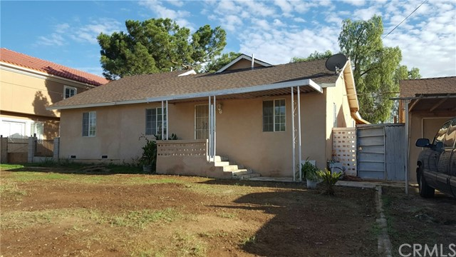 Single Family Home for Sale at 10214 Mull Avenue Riverside, California 92503 United States
