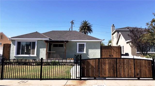 8811 Lilienthal Avenue  Los Angeles CA 90045