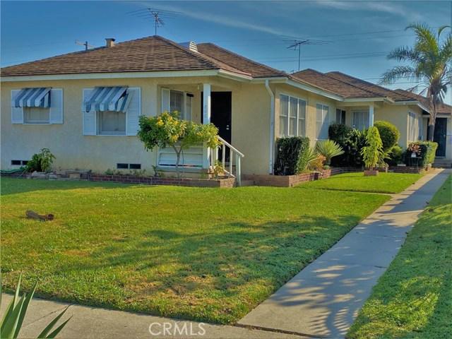 13806 Vermont, Gardena, California 90247, ,Residential Income,For Sale,Vermont,SB20036591
