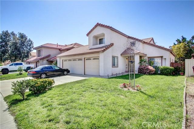 16799 Calle Pinata Moreno Valley, CA 92551 - MLS #: PW18082312