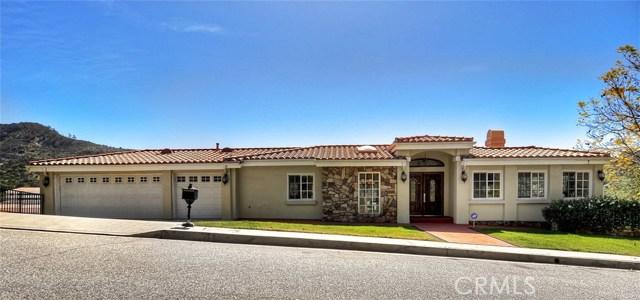 1740 Las Flores Drive, Glendale, CA, 91207