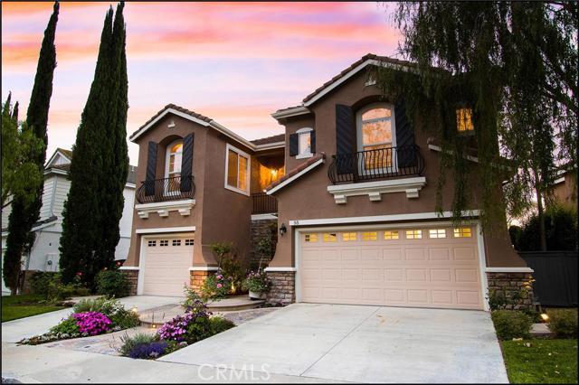Single Family Home for Sale at 55 Coastal Oak Aliso Viejo, California 92656 United States