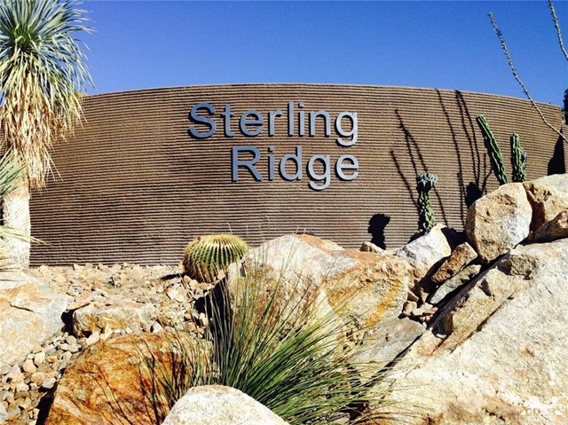Land for Sale at 8 Sterling Ridge Drive 8 Sterling Ridge Drive Rancho Mirage, California 92270 United States