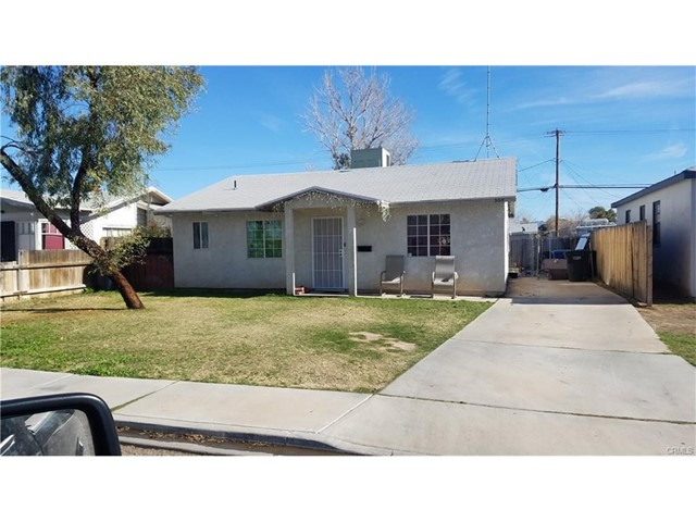 364 N 1st Street Blythe, CA 92225 - MLS #: OC17130090