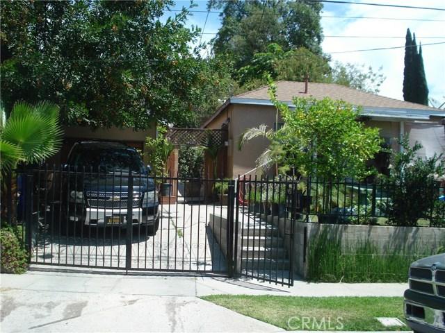 4081 San Carlos Street East Los Angeles, CA 90063 - MLS #: CV18156939