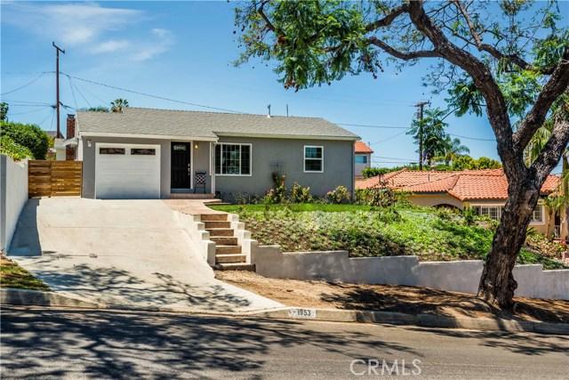 1853 Trudie Drive Rancho Palos Verdes, CA 90275 - MLS #: PV17118686