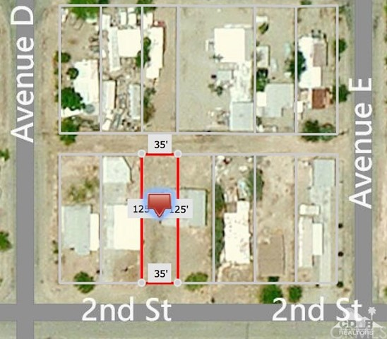 Land for Sale at 2nd Bombay Beach, California 92233 United States
