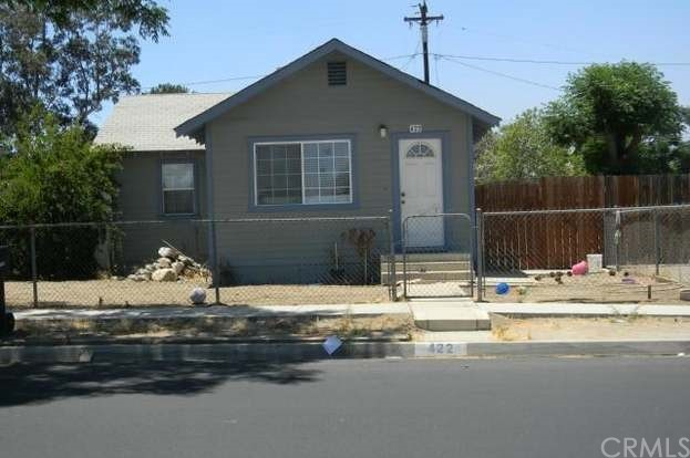 Detail Gallery Image 1 of 3 For 422 S C St, Perris,  CA 92570 - 2 Beds | 1 Baths
