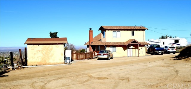 3477 Quail Road Pinon Hills, CA 92372 - MLS #: CV18033904