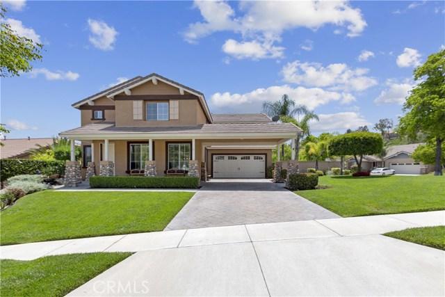 1602  Spyglass Drive, Corona, California