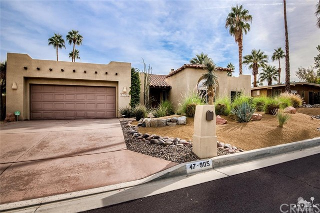 Single Family Home for Sale at 47905 Sun Corral 47905 Sun Corral Palm Desert, California 92260 United States