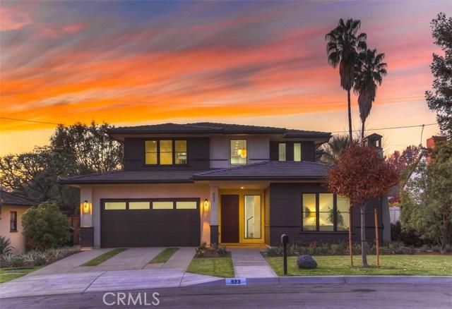 523 Santa Rosa Road, Arcadia, CA 91007