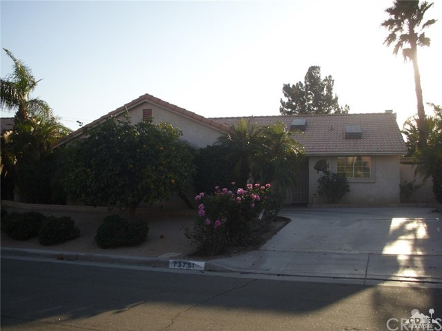 Single Family Home for Sale at 73751 White Sands Drive 73751 White Sands Drive Thousand Palms, California 92276 United States
