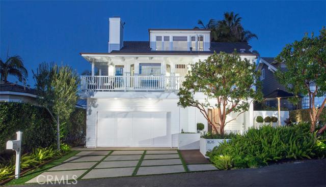 Single Family Home for Sale at 1626 Catalina St Laguna Beach, California 92651 United States