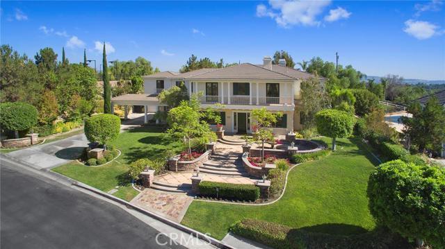 Single Family Home for Sale at 19120 Maple Leaf Lane Yorba Linda, California 92886 United States