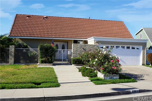 Single Family Home for Sale at 9463 Siskin Fountain Valley, California 92708 United States
