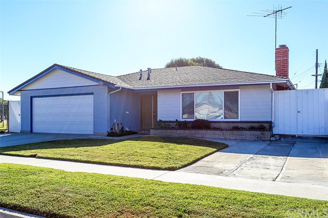Single Family Home for Sale at 6092 Crescent St Buena Park, California 90620 United States