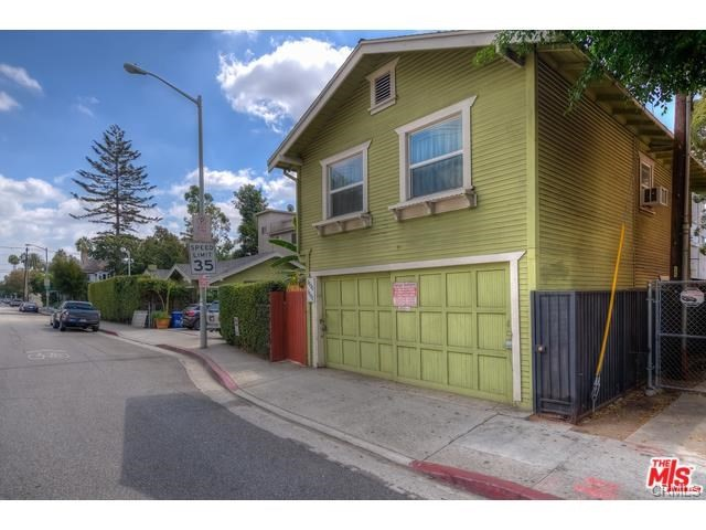 Single Family for Sale at 1253 Orange Grove Avenue N West Hollywood, California 90046 United States