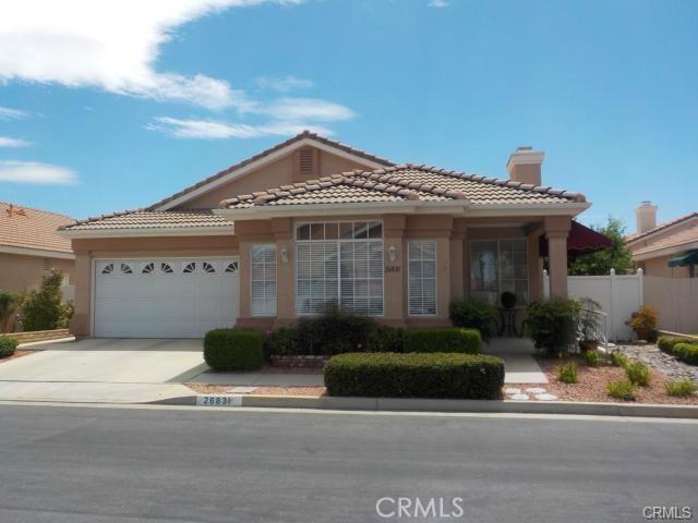 Single Family Home for Sale at 26831 Ole Lane Sun City, California 92585 United States