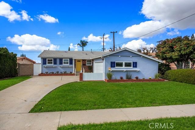 Single Family Home for Sale at 14315 Adelfa Drive La Mirada, California 90638 United States