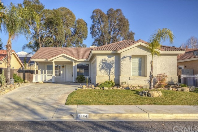 1384 Whitewood Drive Mentone, CA 92359 is listed for sale as MLS Listing CV17021266