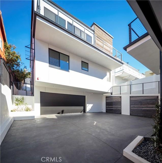 Townhouse for Rent at 716 Juanita Avenue Unit B 716 N Juanita Avenue Redondo Beach, California 90277 United States