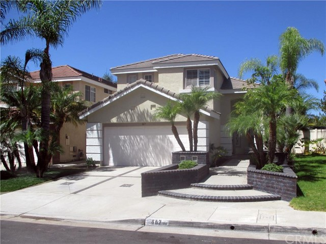 Rental Homes for Rent, ListingId:35681514, location: 867 South Songbird Circle Anaheim Hills 92808