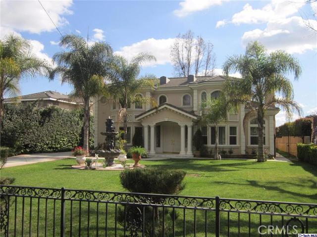 Single Family Home for Rent at 62 Longden Avenue E Arcadia, California 91006 United States