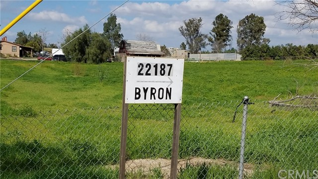 22187 Byron Street Perris, CA 92570 - MLS #: CV17119789