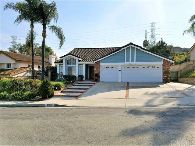 18036 E Quail Cove Way Rowland Heights, CA 91748 - MLS #: EV18055515