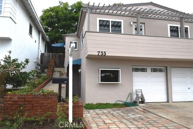 735 Loma Vista Street  El Segundo CA 90245