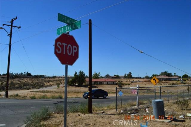 0 Peach Avenue Hesperia, CA 92345 - MLS #: CV17202817
