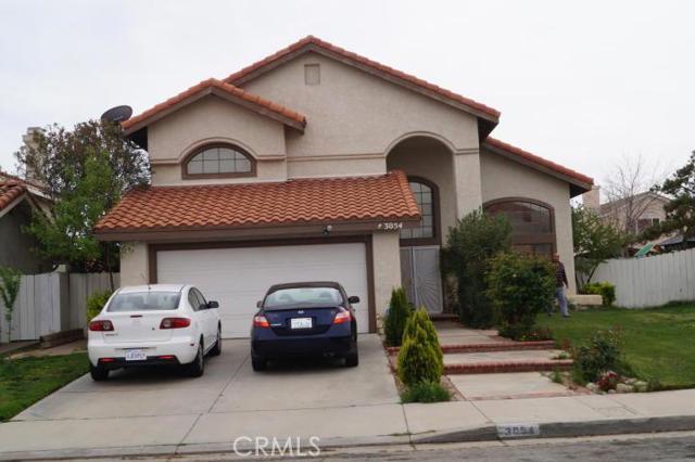 3054 Maricotte Drive Palmdale CA  93550